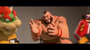 Bowser dr eggman zangief wreck-it ralph