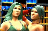 Rydia and terra faces