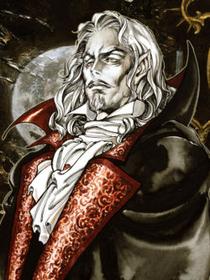 Castlevania-dracula