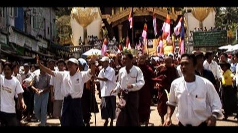 Burma VJ Reporting from a Closed Country (2008) - Open-ended Trailer