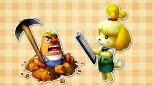 Monster Hunter 4 Ultimate - Animal Crossing Felyne Outfits