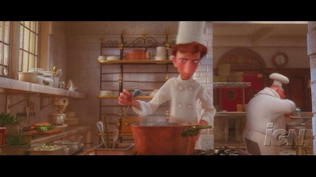 Ratatouille DVD Clip - You Know How To Cook
