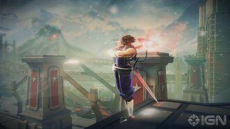 Strider HD Gameplay - TGS 2013