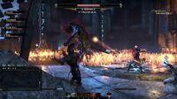 The Elder Scrolls Online Veteran Boss Battle