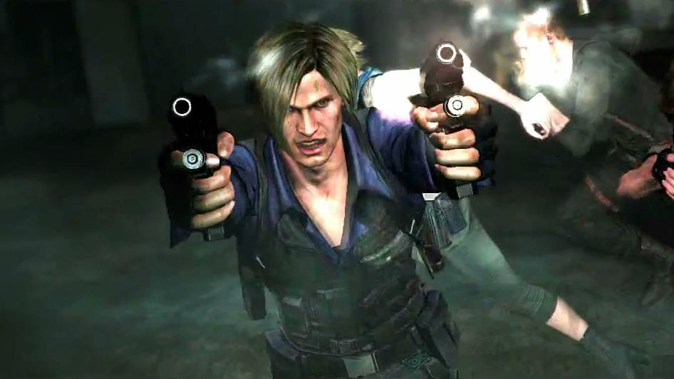 Resident Evil 6 Leon Campaign Video Preview