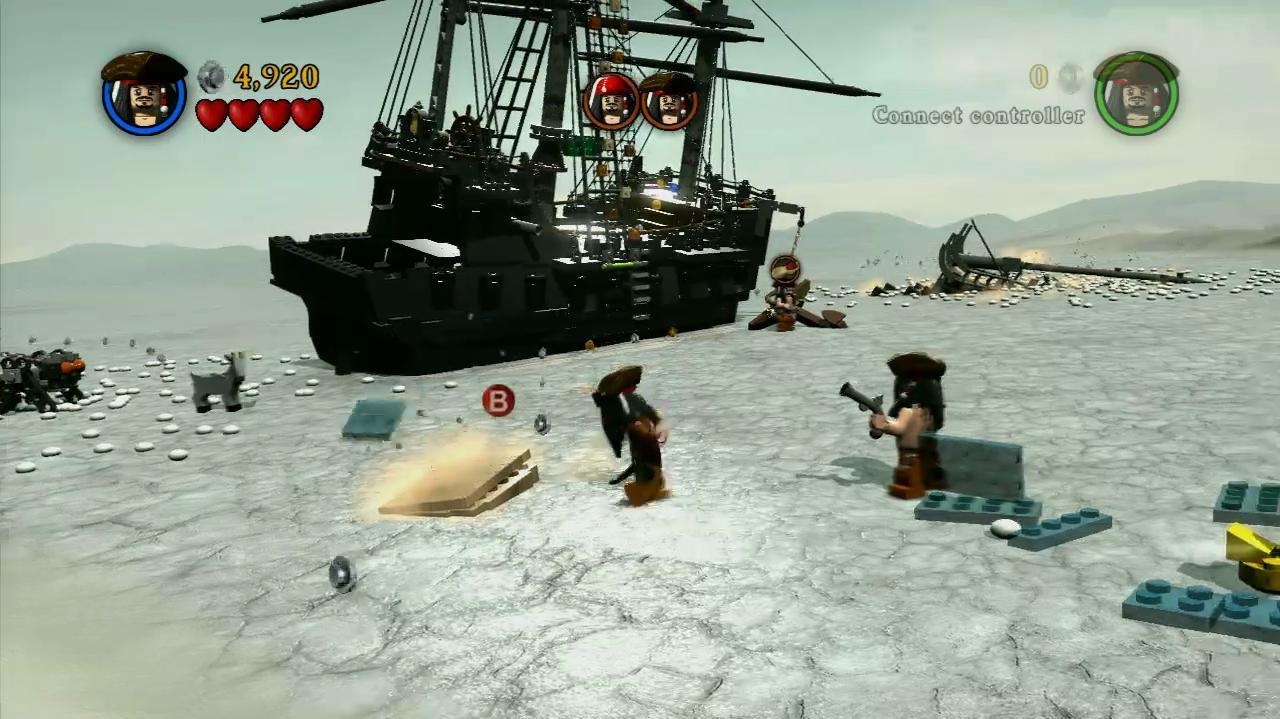 NextGenWalkthroughs LEGO PotC - Pt. 3 - Ch