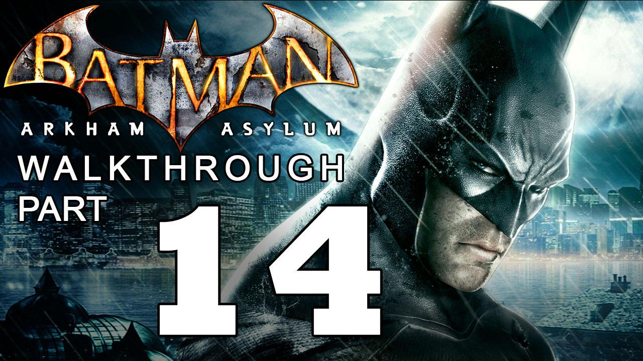 Batman Arkham Asylum Walkthrough Part 14 of 14 The Joker Goes Down