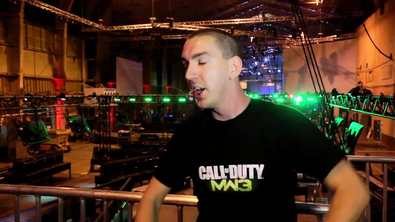 Call of Duty XP 2011 Walkthrough with Robert Bowling