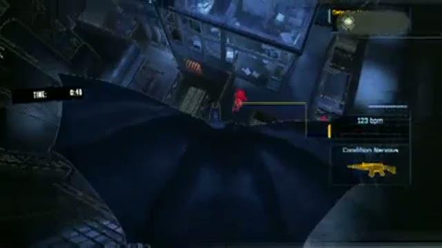 Batman Arkham Asylum Xbox 360 Guide-tip - Walkthrough Survival Instinct Challenge