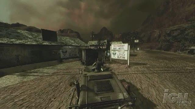 BlackSite Area 51 PlayStation 3 Gameplay - Take a Look Around
