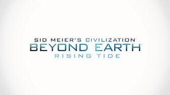 Civilization Beyond Earth - Rising Tide - Colonizing the Seas Featurette