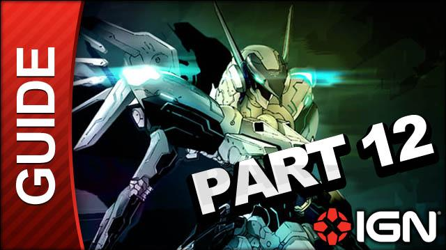 Zone of the Enders HD Walkthrough - Part 12