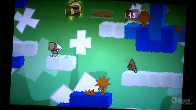 BattleBlock Theater Xbox 360 Gameplay - PAX 09 Gameplay 2 (Off-Screen)