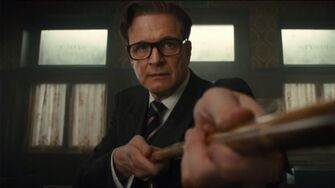 Creating the Crazy World of Kingsman