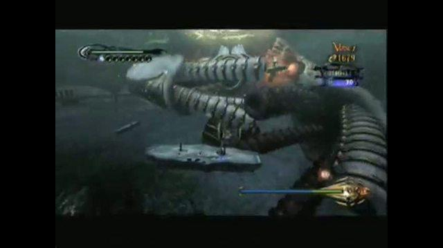 Bayonetta Xbox 360 Guide-tip - Walkthrough Chapter 7 (Part 1 of 2)