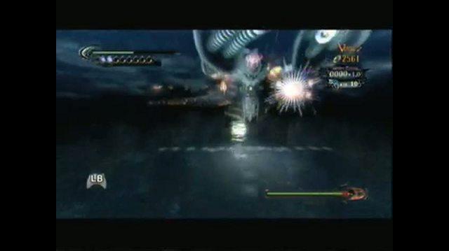 Bayonetta Xbox 360 Guide-tip - Walkthrough Chapter 14 (Part 2 of 4)