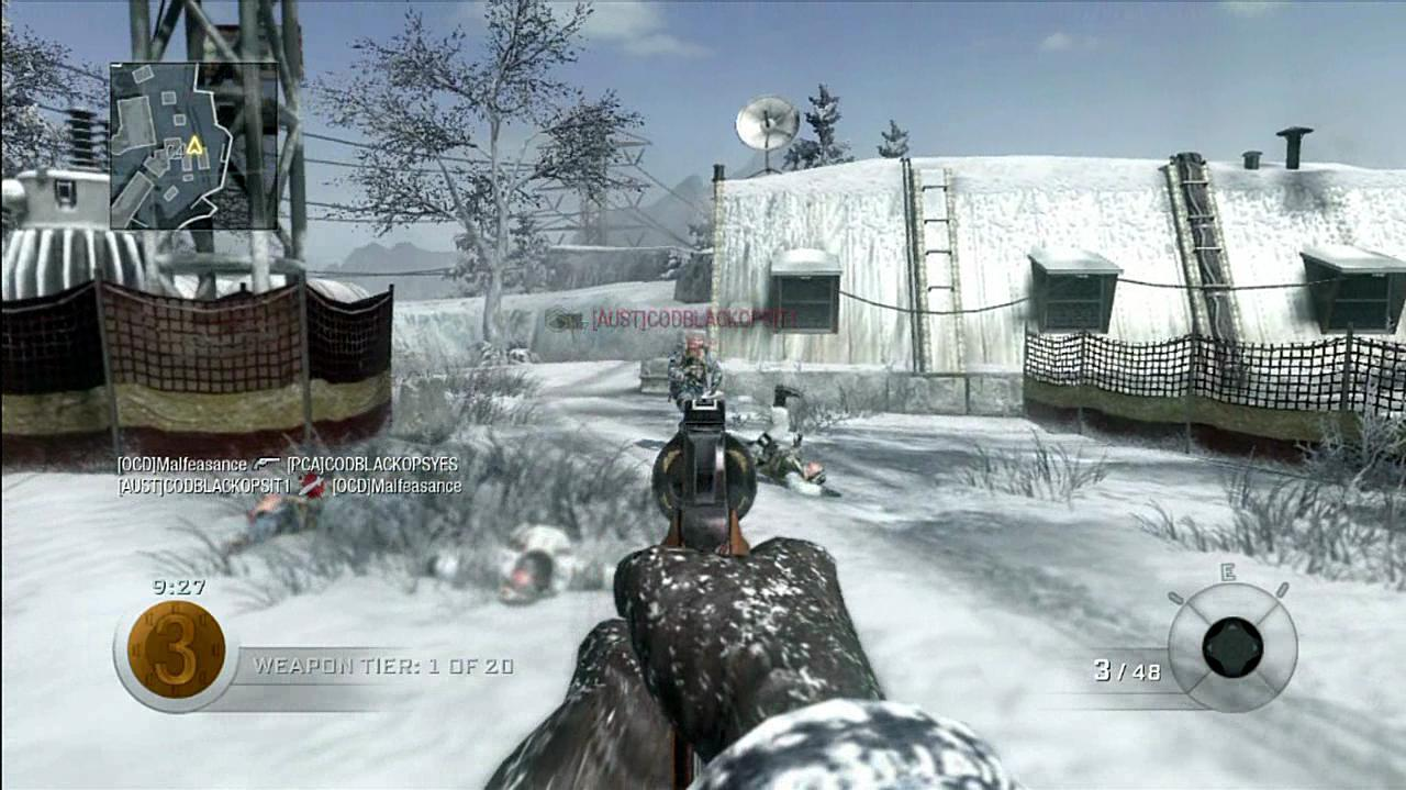 Call of Duty Black Ops In the Money Multiplayer Gameplay