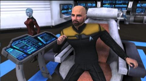 Star Trek Online (VG) (2010) - Outpost Into the lions den trailer