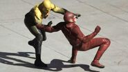 The Flash Fan Brain - The Man In The Yellow Suit