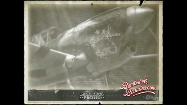 Battlestations Pacific Xbox 360 Trailer - Bombshell Beauties