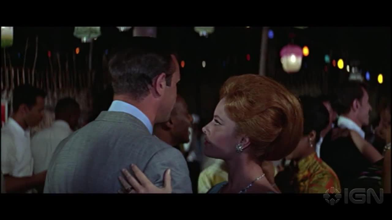 Bond 33 Murder On The Dancefloor (Thunderball)