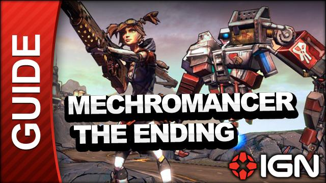 Borderlands 2 Mechromancer Walkthrough - The Ending - Credits - Part 17