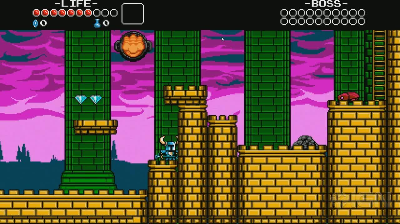 Shovel Knight Gameplay Commentary