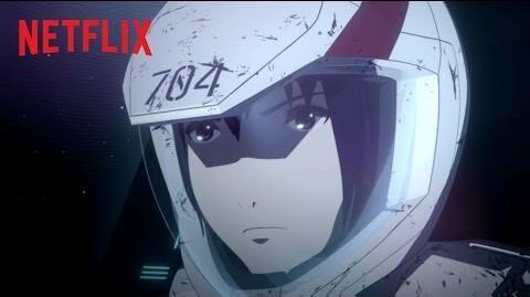 Knights of Sidonia - Season 2 - Official Trailer - Netflix HD
