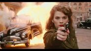 Agent Carter Fan Brain - Pilot, Bridge & Tunnel