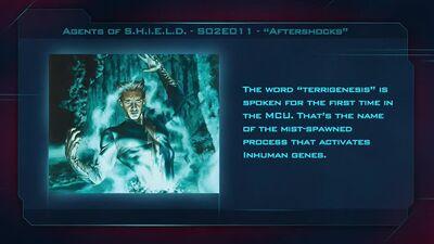 """Agents of SHIELD S02E11 """"Aftershocks"""" Fan Brain"""