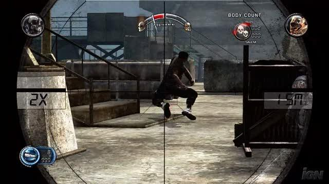 Army of Two Xbox 360 Interview - Video Interview (HD) 2007 09 26