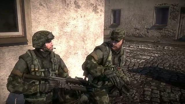 Battlefield Bad Company Xbox 360 Trailer - Rainbow Sprinkles