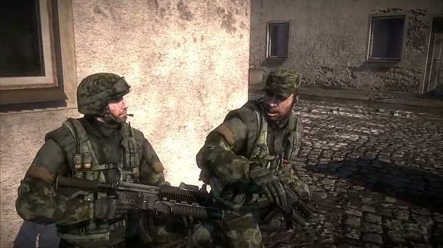 Battlefield Bad Company Xbox 360 Trailer - Rainbow Sprinkles