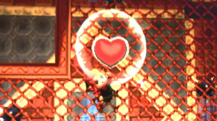 The Legend of Zelda A Link Between Worlds Dungeon Climb