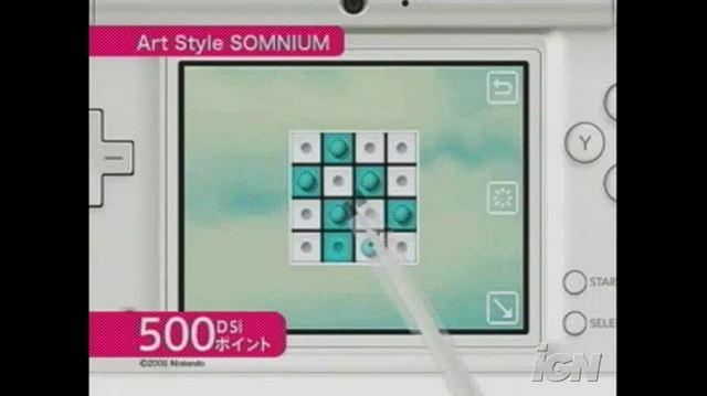 Art Style Zengage Nintendo DS Gameplay - Short clip