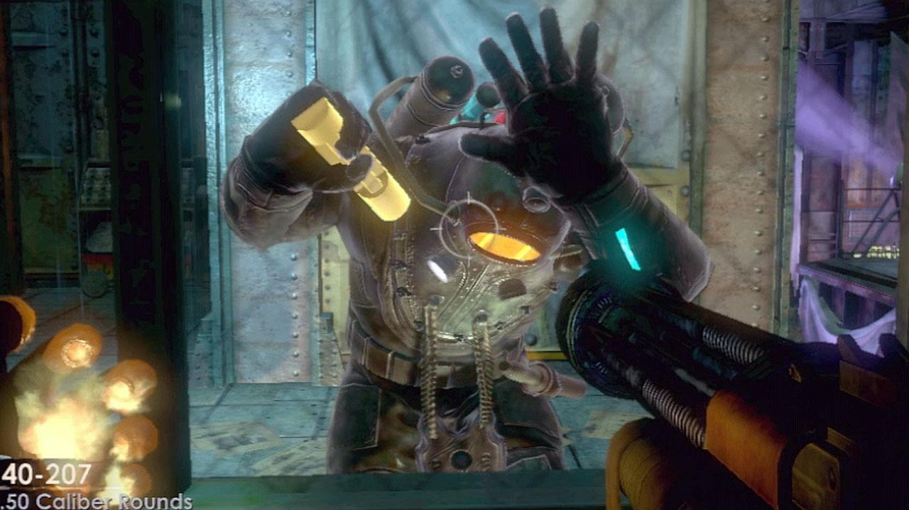 BioShock 2 - Making of a Martyr - Gameplay