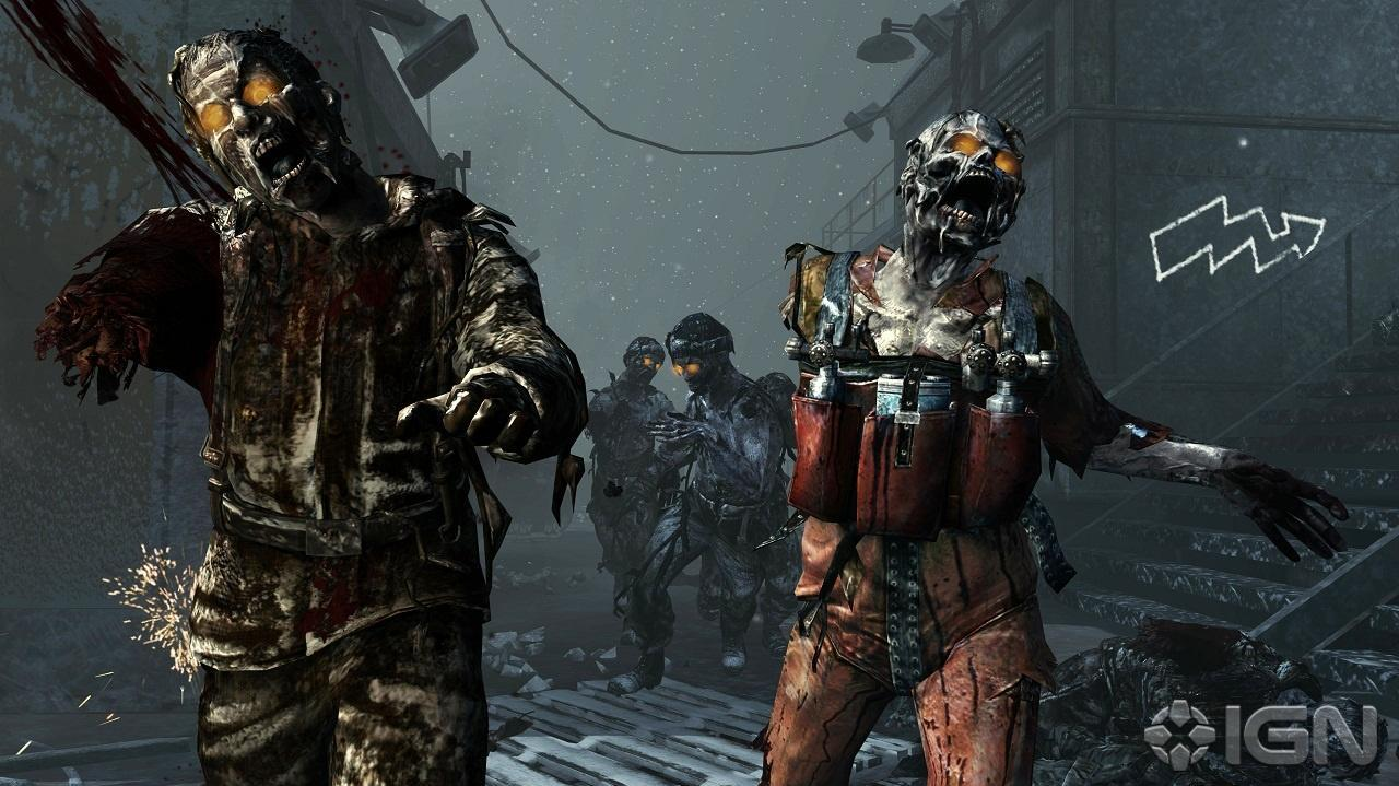 Call of Duty Black Ops 'Call of the Dead' Livestream Part Two