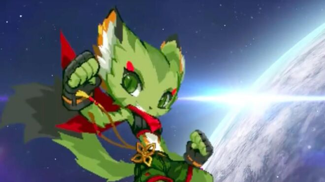 Freedom Planet 2 Official Carol Gameplay Trailer