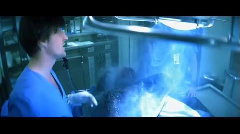 Blade - Quinn's body