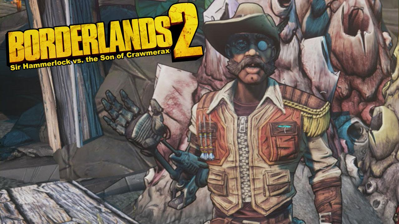 Borderlands 2 - Sir Hammerlock vs