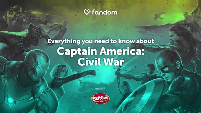 Crash Course Captain America Civil War