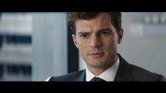 Fifty Shades of Grey (2015) - Clip Christian Turns The Table On Ana
