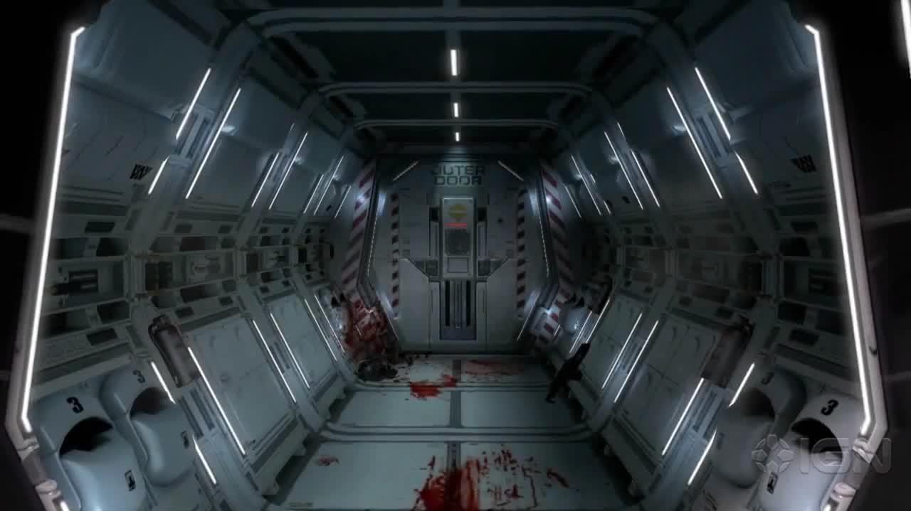 Wii U - Aliens Colonial Marines Suspense WiiU Trailer