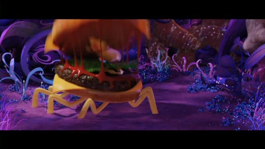 Cloudy With A Chance Of Meatballs 2 - Trailer 2