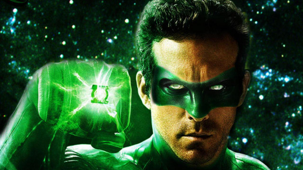We Got Green Lantern Goodies