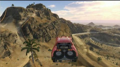 Baja Edge Of Control (VG) (2008) - Big Air trailer