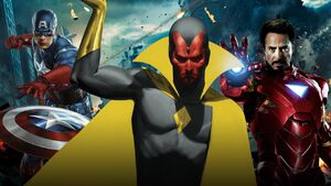 Comics History 101 Avengers 2 - Who Is The Vision?