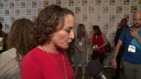 The Hunger Games - Mocking Jay Pt2 Comic-Con Nina Jacobson Interview