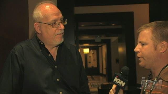Babylon 5 The Lost Tales DVD Interview - J. Michael Straczynski (SDCC 07)