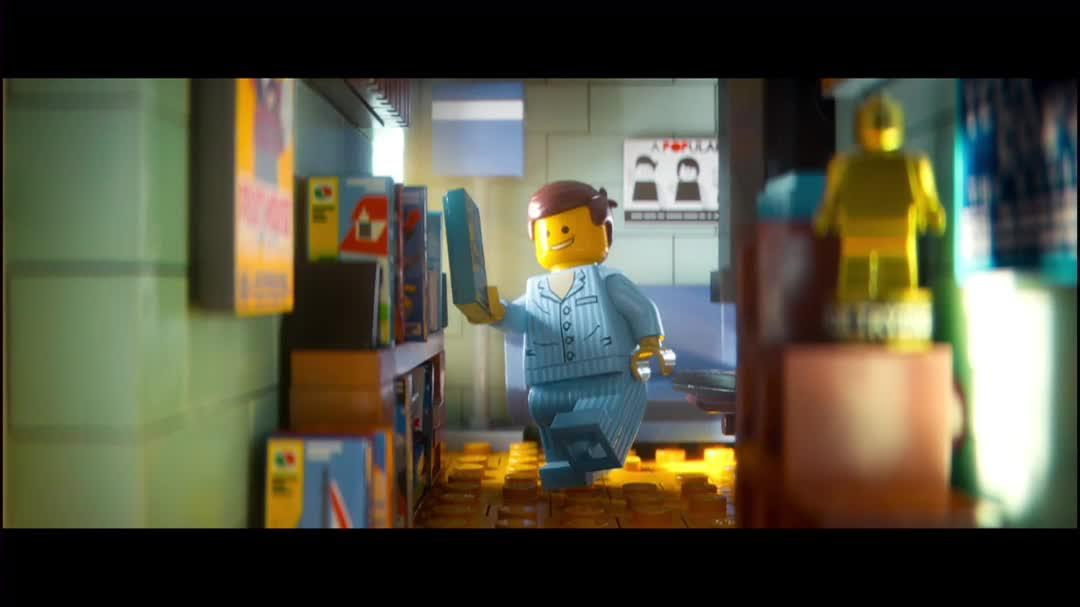 "The LEGO Movie - ""Good Morning"" Clip"